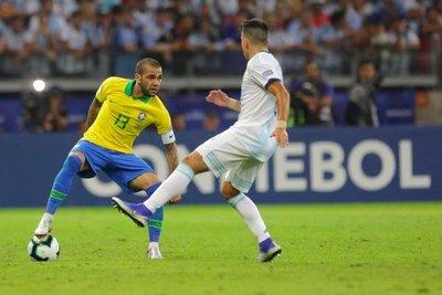 Brasil venció a Argentina y jugará la final en su Copa América