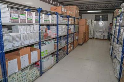 Gobierno entregará medicamentos y equipos hospitalarios para 20 USF de San Pedro y Concepción