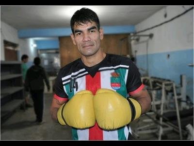 Reo de Tacumbú peleará por título internacional de boxeo