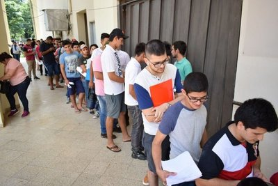SERPAJ insta a jóvenes a no presentarse para servicio civil