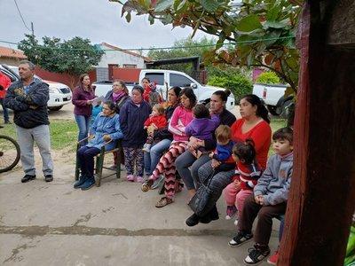 Unas 70 familias en San Pedro incorporadas al Programa Tenonderá