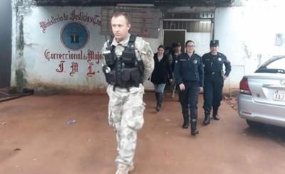 Amotinamiento en cárcel de mujeres por traslado de interna