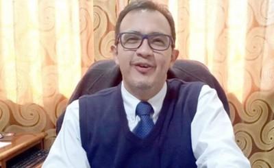 Finalmente suspenden a juez zacariista Marino Mendez