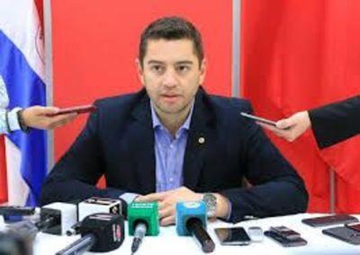 Pedro Alliana admite que no existen motivos para impulsar un juicio politico a Mario Abdo