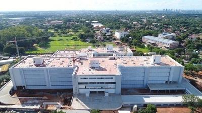 """HOY / Otorgarán permiso """"temporal"""" para arrojar desechos cloacales del Hospital Ingavi en arroyo San Lorenzo"""
