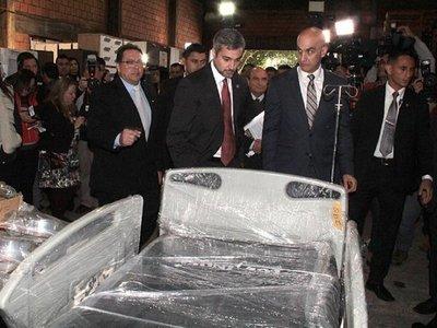 Mario Abdo sobre juicio político: Si hay votos, me voy tranquilo