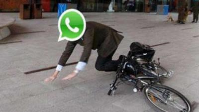 Caida de Instagram y WhatsApp