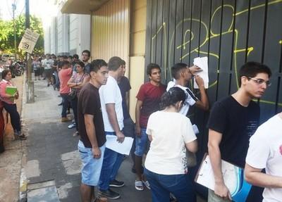 Convocatoria para el servicio civil: ya se presentaron más 2.000 jóvenes