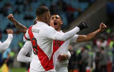 Perú se enfrentará con Brasil en la final de la Copa América