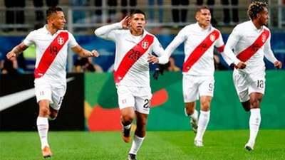Perú golea al bicampeón Chile y disputará la final luego de 44 años