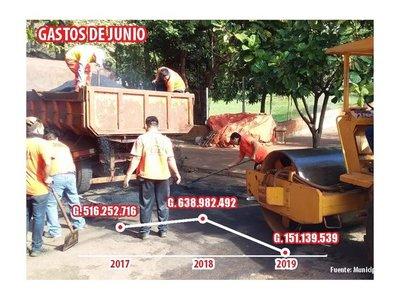 CDE: Parque automotor de Comuna consume tres veces menos de  gasoil