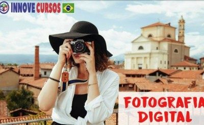 Inician curso de fotografía en Innove Cursos Brasil
