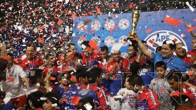 Cerro ya tiene rivales en la Libertadores de futsal