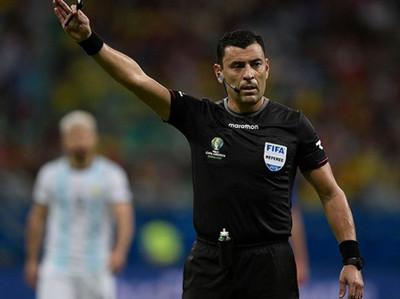 Roberto Tobar será el árbitro de la final
