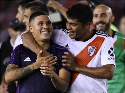 Los jugadores de River Plate que toman tereré