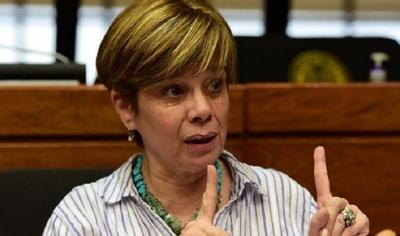 """Calificar de """"mau"""" al Senado es una disparatada, afirma Desirée"""