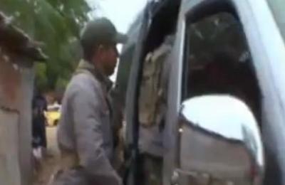 SENAD realizó allanamientos en el Barrio Tacumbú
