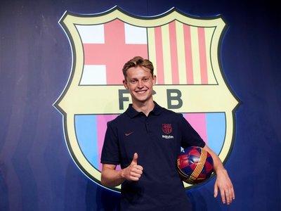 """De Jong, sobre Messi: """"Ahora mi ídolo será mi compañero"""""""