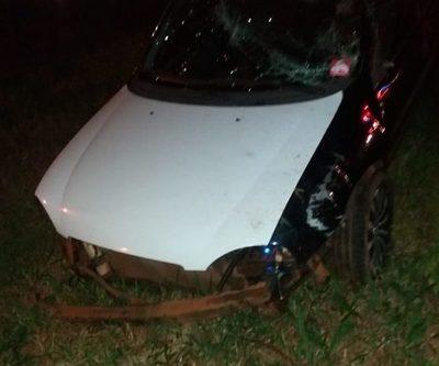 Hombre fallece en accidente de tránsito