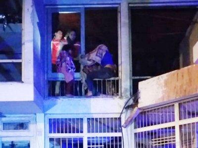 Desamparo y explotación sexual de  niñas indígenas frente a la Terminal