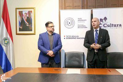 SNC y Yaguarón impulsarán la protección del patrimonio cultural