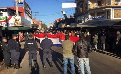 HOY / Despeje de veredas debe cumplirse, dice comuna de San Lorenzo