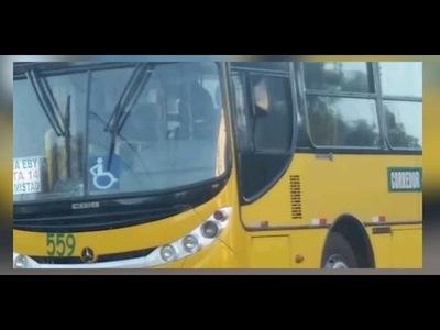 ASALTAN A CHOFER DE COLECTIVO EN CAMBYRETÁ