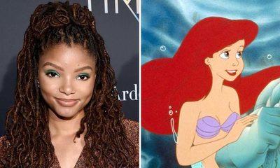 """Fans de """"La Sirenita"""" enojados luego de que Disney eligiera a una actriz afroamericana para interpretar a Ariel"""