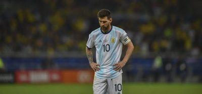 La Albiceleste prolonga su enemistad con la Copa