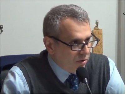 """Cristian Kriskovich ante presión del Senado: """"No voy a renunciar"""""""