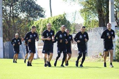 Olimpia tiene probable equipo para medir a Rosario Central