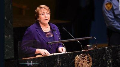 Bachelet denunció ante la ONU más de 6.800 ejecuciones por la dictadura de Nicolás Maduro