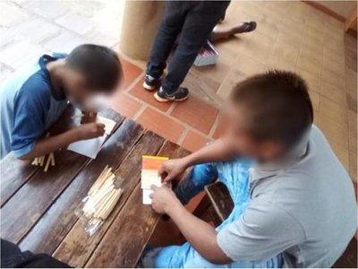 Minna rescata a 46 menores que estaban solos y con frío en la calle