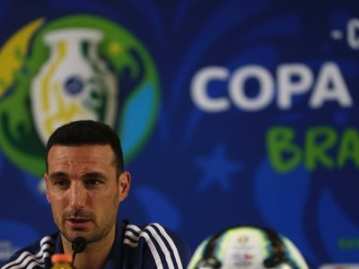 Scaloni confirma continuidad como técnico de Argentina