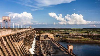 Nuevo récord establece Itaipú en suministro a la Ande