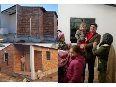 San Patricio: Gobernación entrega vivienda social a madre con tres hijos