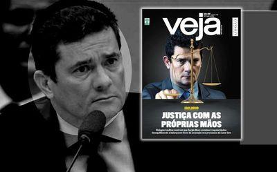 Veja confirma que el ex juez Moro torció la ley para inculpar a Lula