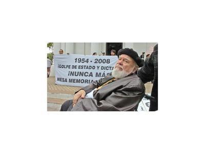 Fallece Joel Filártiga, importante luchador antistronista y antisoja