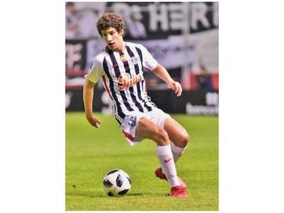 Iván Franco está en la mira del PSG y el B.  Dortmund