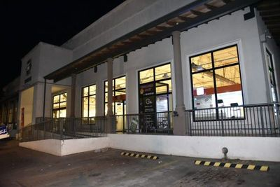 Asaltan boca de pago de la red Express en Areguá