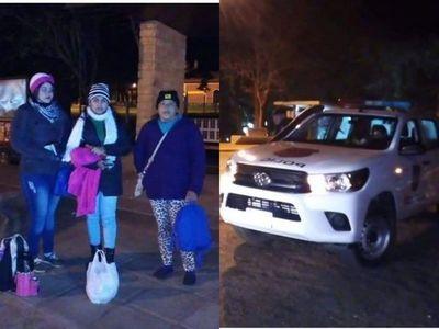 Motochorro atacó a varias mujeres en San Juan Bautista