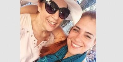 La Periodista Nathu González Con Emoción Recordó A Su Mamá