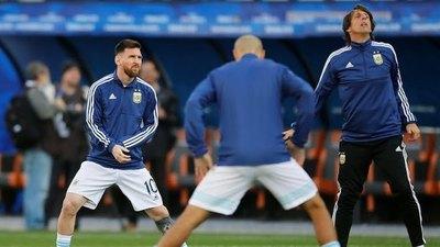 Seguí el minuto a minuto de Argentina ante Chile
