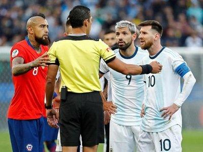 Así fue el paso a paso del triunfo de Argentina sobre Chile