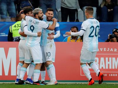 Argentina asegura el tercer lugar de la Copa América Brasil 2019