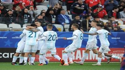 Argentina se queda con el bronce