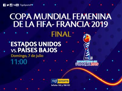 Estados Unidos y Holanda, por el trono del fútbol femenino