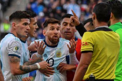 Messi explota contra la Conmebol y habla de corrupción
