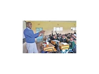 El mejor profesor del mundo vive entre los más pobres de Kenia