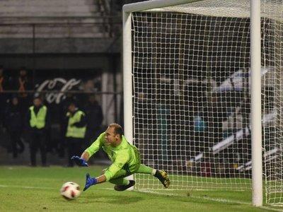 Los penales dejaron la Copa en Para Uno